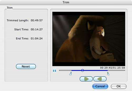 Convert DVD to iRiver for Mac