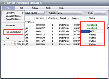 DVD to iPod for Mac
