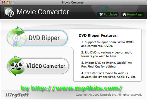 DVD to Apple iPad Converter